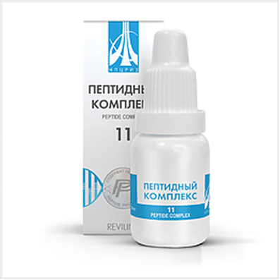 Peptide complex 11 10ml for prevention and treatment of urinary system buy